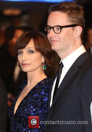 Nicolas Winding Refn and Kristin Scott Thomas