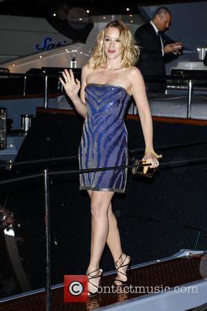 Ludivine Sagnier - 66th Cannes Film Festival -  Roberto Cavalli Yacht Party - Cannes, France - Wednesday 22nd May...