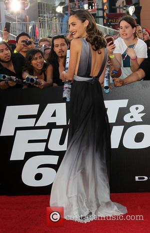 Gal Gadot - Los Angeles premiere of 'Fast & The Furious 6' at Gibson Amphitheatre - Burbank, California, United States...