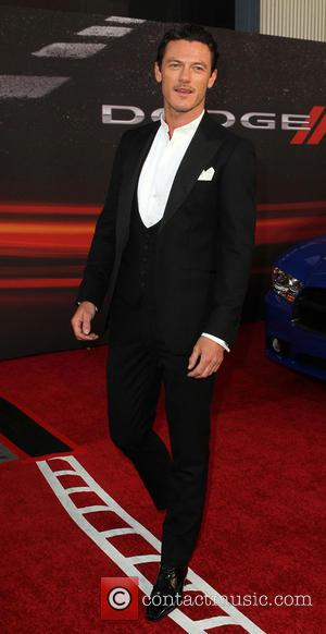 Luke Evans Baffled By Movie Lingo On Titans Set