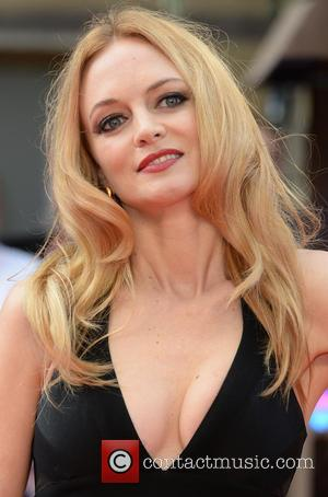 Heather Graham - 'The Hangover Part III' - European film premiere held at the Empire Leicester Square - Arrivals -...