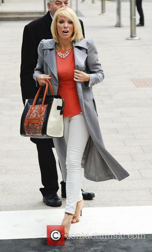 Liz McClarnon - Lorraine High Street Fashion Awards held at Canary Wharf - Outside Arrivals - London, United Kingdom -...