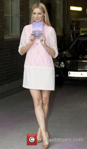 Tess Daley - Celebrities outside the ITV studios - London, United Kingdom - Wednesday 22nd May 2013