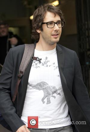 Josh Groban - Celebrities at the ITV studios - London, United Kingdom - Wednesday 22nd May 2013