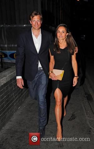 Pippa Middleton and Nico James