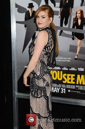 Isla Fisher - 'Now You See Me' New York Premiere at Loew's Lincoln Square - New York, NY, United States...