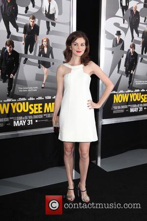 Nora Zehetner - New York Premiere of 'Now You See me' - Arrivals - New York City, NY, United States...