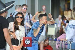 Bobby Cole Norris, Jessica Wright, Sam Faiers and Ricky Rayment