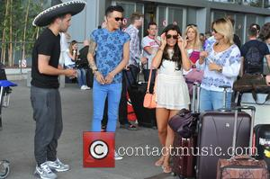 Bobby Cole Norris, Jessica Wright and Sam Faiers