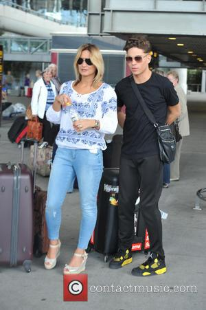 Joey Essex and Sam Faiers - 'The Only Way Is Essex' reality TV cast arrive in Marbella - Marbella, Spain...