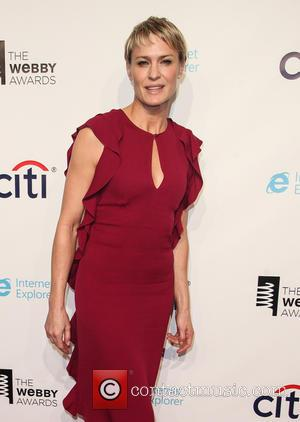 Robin Wright - 17th Annual Webby Awards at Cipriani's on Wall Street in New York City. - New York, NY,...