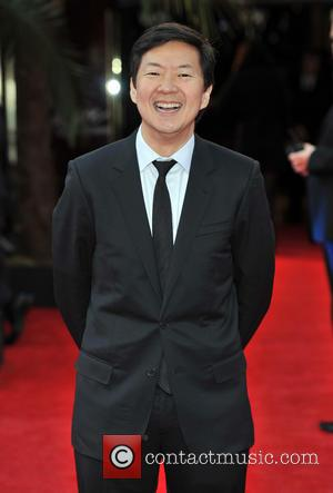 Ken Jeong - The Hangover Part III - European film premiere held at the Empire Leicester Square - Arrivals -...