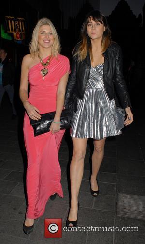 Ashley Francis and Lilah Parsons