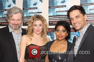 John Ellison Conlee, Caissie Levy, Rebecca Naomi Jones and Will Swenson