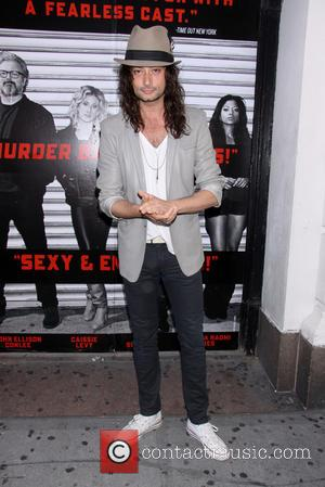 Constantine Maroulis - 'Murder Ballad' Opening Night at the Union Square Theatre - Arrivals - New York, NY, United States...