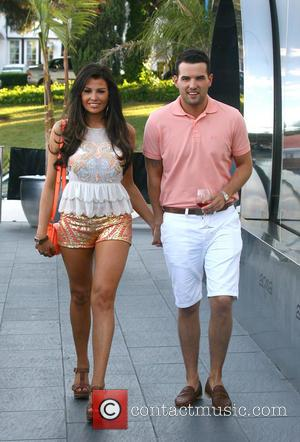 Jessica Wright and Ricky Rayment - Towie cast arrive for dinner at La Sala Restaurant on their first day in...