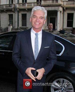 Phillip Schofield - Waitrose Summer Party 2013 at the Natural History Museum - London, United Kingdom - Wednesday 22nd May...