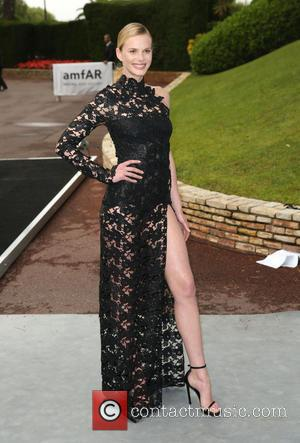 Anne Vyalitsyna - amfAR 21st Annual Cinema Against AIDS during the 67th Cannes Film Festival at Hotel du Cap-Eden-Roc -...