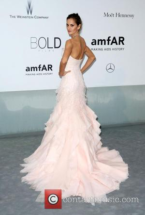 Izabel Goulart - amfAR 21st Annual Cinema Against AIDS during the 67th Cannes Film Festival at Hotel du Cap-Eden-Roc -...