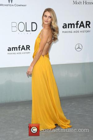 Rosie Huntington-Whiteley, Cannes Film Festival