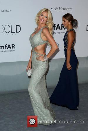 Victoria Silvstedt - amfAR 21st Annual Cinema Against AIDS during the 67th Cannes Film Festival at Hotel du Cap-Eden-Roc -...