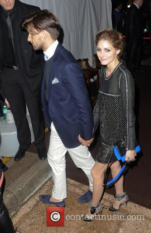 Olivia Palermo and Johannes Huebl - 66th Cannes Film Festival -  Roberto Cavalli Yacht Party - Cannes, France -...