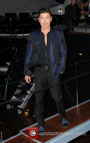 Rick Yune - 66th Cannes Film Festival -  Roberto Cavalli Yacht Party - Cannes, France - Thursday 23rd May...