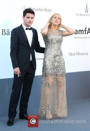 Jeremy Irvine and Ellie Goulding - 66th Cannes Film Festival - amfAR's 20th Annual Cinema Against AIDS 2013 - Arrivals...