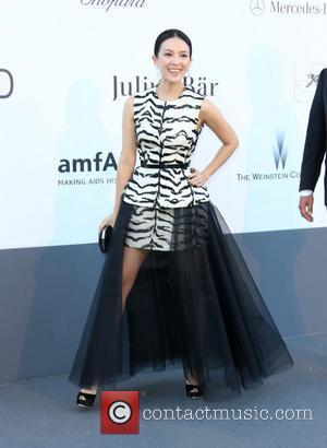 Zhang Ziyi - 66th Cannes Film Festival - amfAR's 20th Annual Cinema Against AIDS 2013 - Arrivals - Cannes, France...