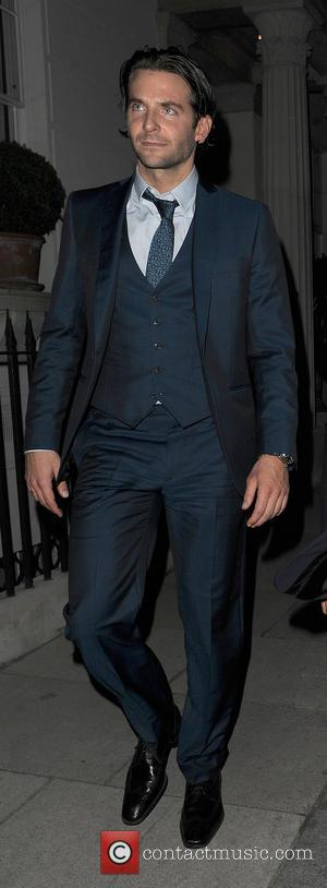 Bradley Cooper - Celebrities leaving a private party in Chelsea - London, United Kingdom - Thursday 23rd May 2013