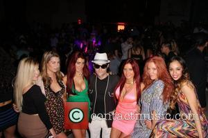 Carla Howe, Melissa Howe, Corey Feldman and Angelica Bridges