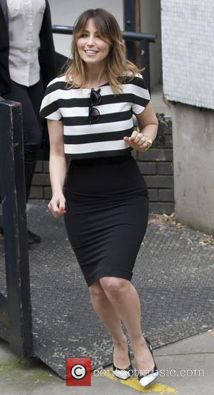 Rachel Stevens - Celebrities at the ITV studios - London, United Kingdom - Thursday 23rd May 2013