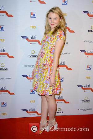 Amber Atherton - Natwest UK Fashion and Textile Awards 2013 held at One Mayfair - Arrivals - London, United Kingdom...