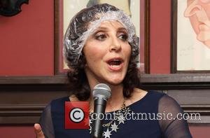 Andrea Martin - The 2013 Outer Critics Circle Awards held at Sardi's restaurant - New York City, New York, United...