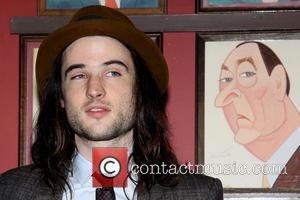 Tom Sturridge and Atmosphere