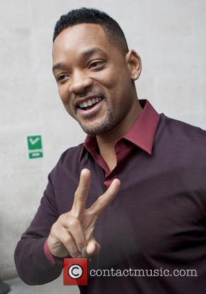 Will Smith - Celebrities outside the BBC Radio 1 studios
