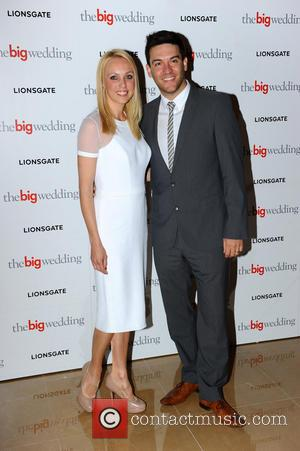 Camilla Dallerup - Special preview screening of 'The Big Wedding' held at The Mayfair Hotel - Arrivals - London, United...