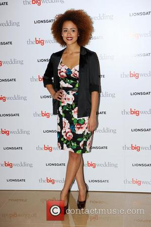 Nathalie Emmanuel - Special preview screening of 'The Big Wedding' held at The Mayfair Hotel - Arrivals - London, United...