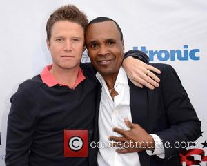 Billy Bush and Sugar Ray Leonard