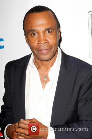 Sugar Ray Leonard - 'Big Fighters, Big Cause' Annual Gala Charity Fight Night - Arrivals - Los Angeles, California, United...