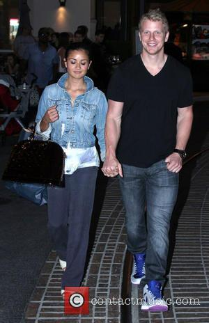 Sean Lowe and Catherine Giudici - Sean Lowe and Catherine Giudici at The Grove - Los Angeles, California, United States...