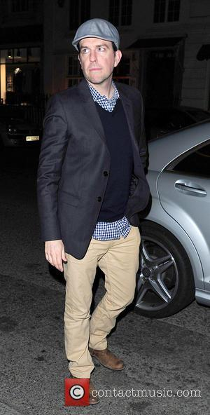 Ed Helms - Celebrities at Hakkasan Restaurant - London, Mayfair, United Kingdom - Thursday 23rd May 2013