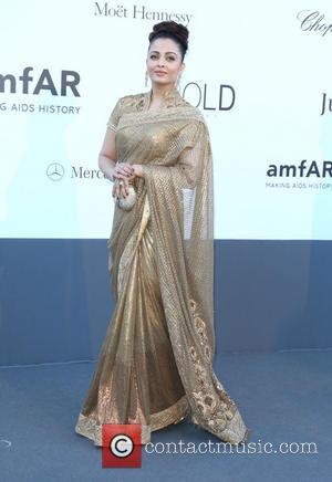 Aishwarya Rai - 66th Cannes Film Festival - amfAR's 20th Annual Cinema Against AIDS 2013 - Arrivals - Cannes, France...