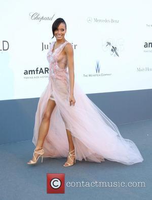 Selita Ebanks - 66th Cannes Film Festival - amfAR's 20th Annual Cinema Against AIDS 2013 - Arrivals - Cannes, France...