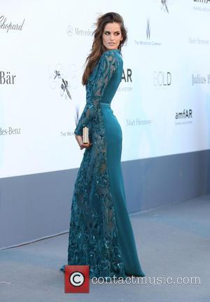 Izabel Goulart - 66th Cannes Film Festival - amfAR's 20th Annual Cinema Against AIDS 2013 - Arrivals - Cannes, France...