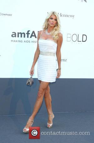 Victoria Silvstedt - 66th Cannes Film Festival - amfAR's 20th Annual Cinema Against AIDS 2013 - Arrivals - Cannes, France...