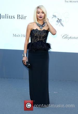 Kat Graham - 66th Cannes Film Festival - amfAR's 20th Annual Cinema Against AIDS 2013 - Arrivals - Cannes, France...