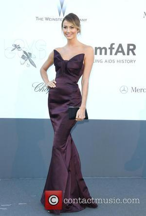 Stacy Keibler - 66th Cannes Film Festival - amfAR's 20th Annual Cinema Against AIDS 2013 - Arrivals - Cannes, France...