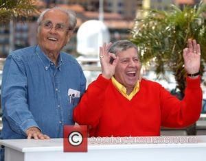 Jerry Lewis - 66th Cannes Film Festival