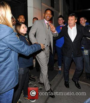 Will Smith - Celebrities At Hakkasan Restaurant in Mayfair - London, United Kingdom - Thursday 23rd May 2013